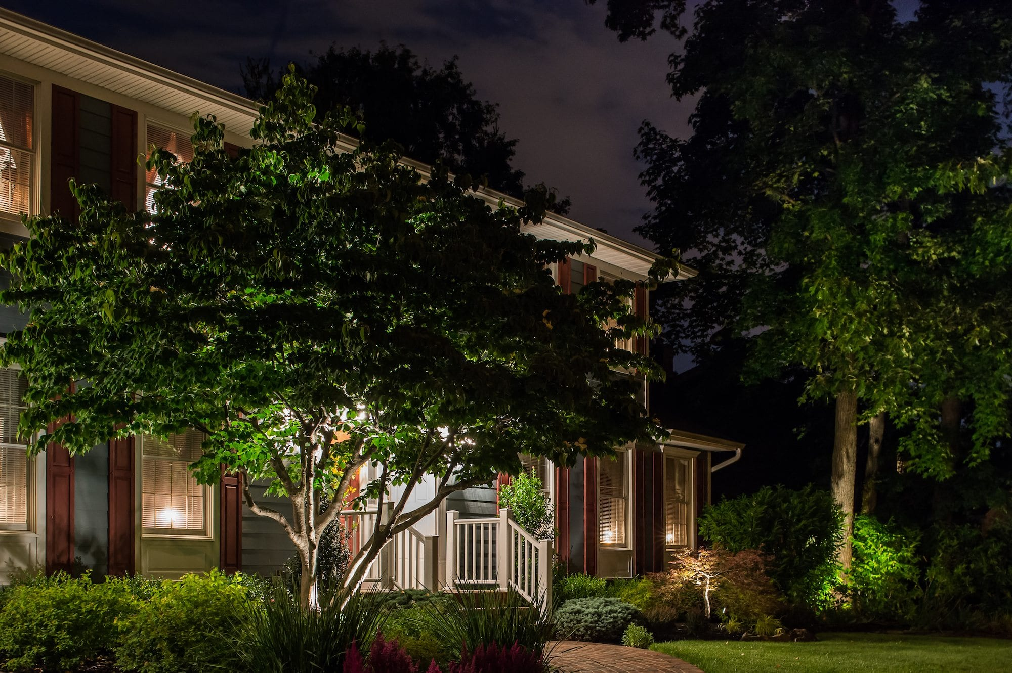 How Outdoor Lighting Can Improve Your Home in Morris County, NJ
