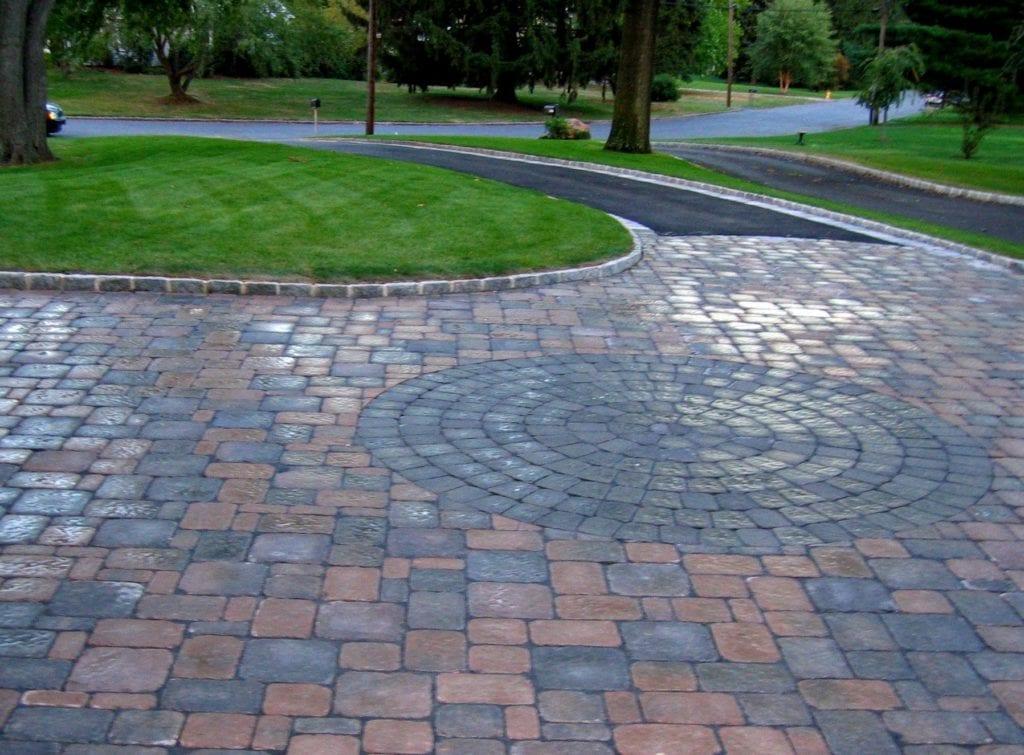 Custom Driveway | Parker Homescape