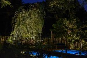 landscape outdoor lighting