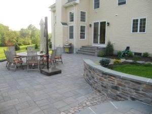paver patio
