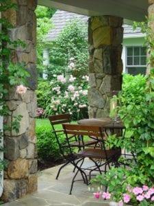 natural stone facing