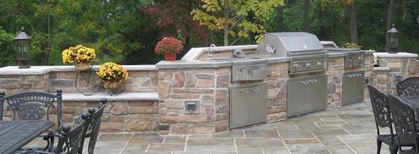 Outdoor Kitchen Basking Ridge, NJ