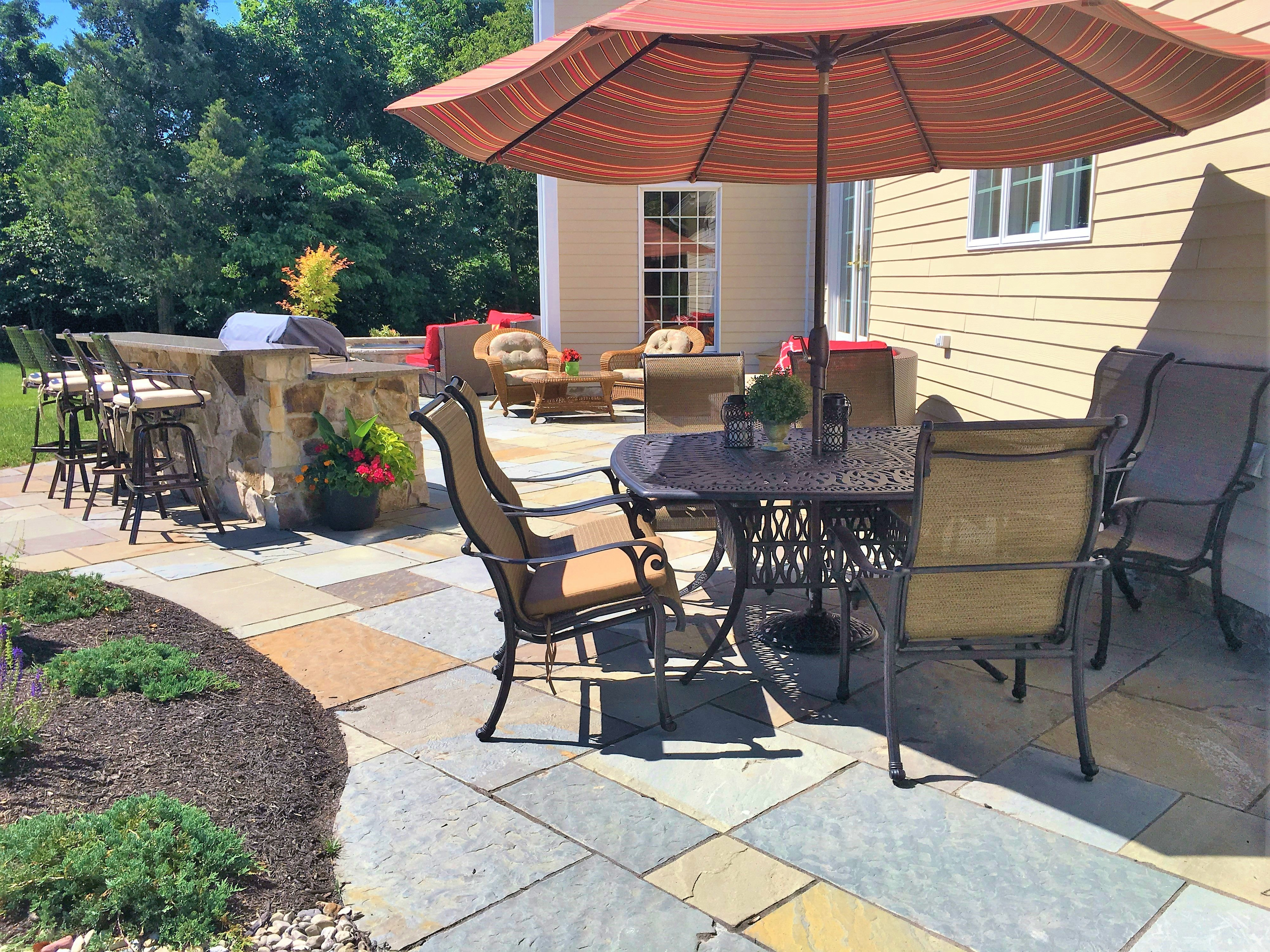 4 Hardscaping Benefits That Improve Your Hunterdon County Home