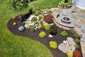 custom outdoor fire pit