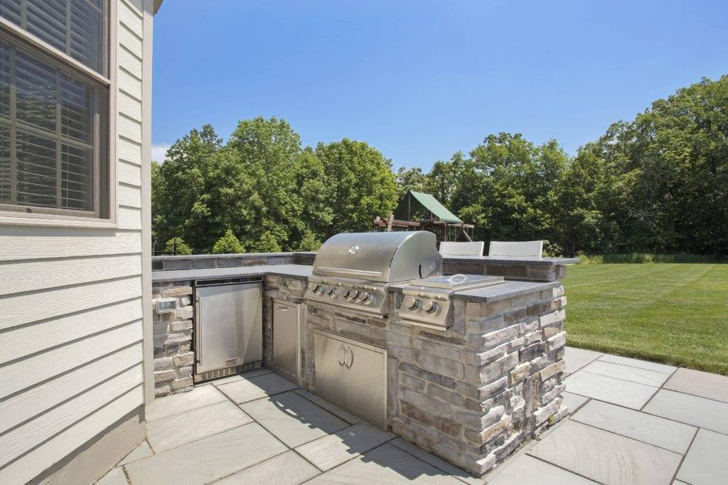outdoor kitchen nj