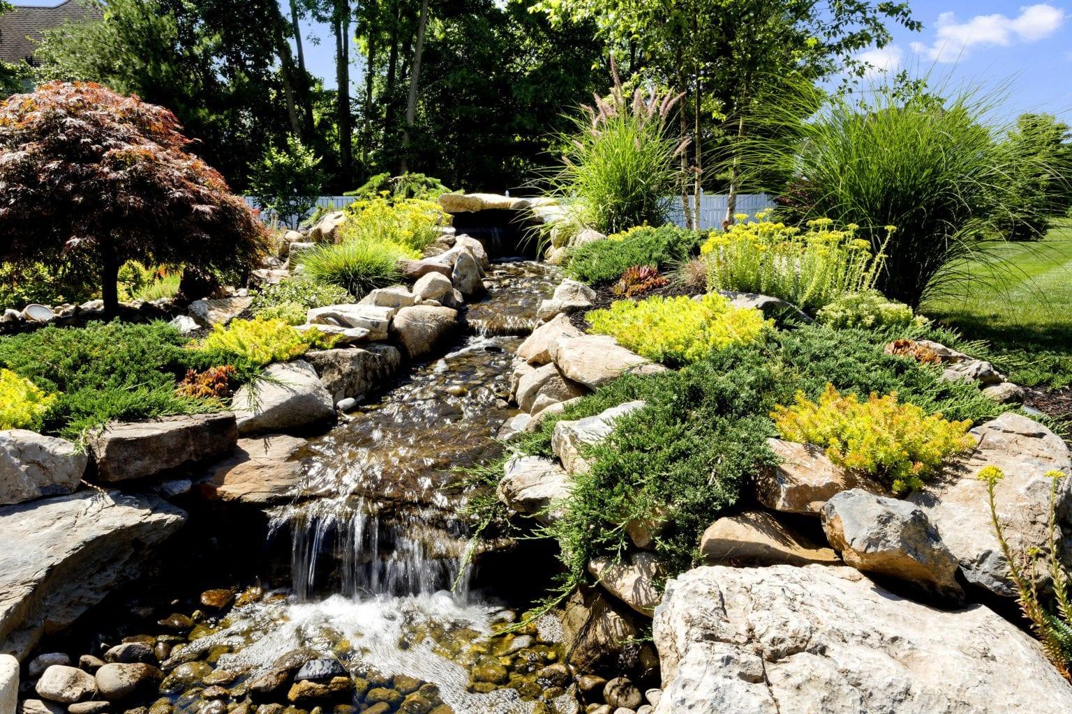 Warren, NJ Landscape Installation