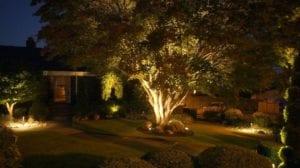 landscape lighting nj
