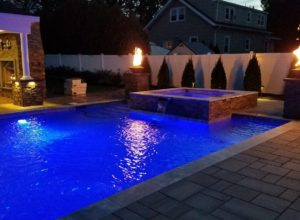 landscape lighting contractors