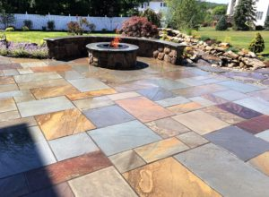 natural stone vs pavers