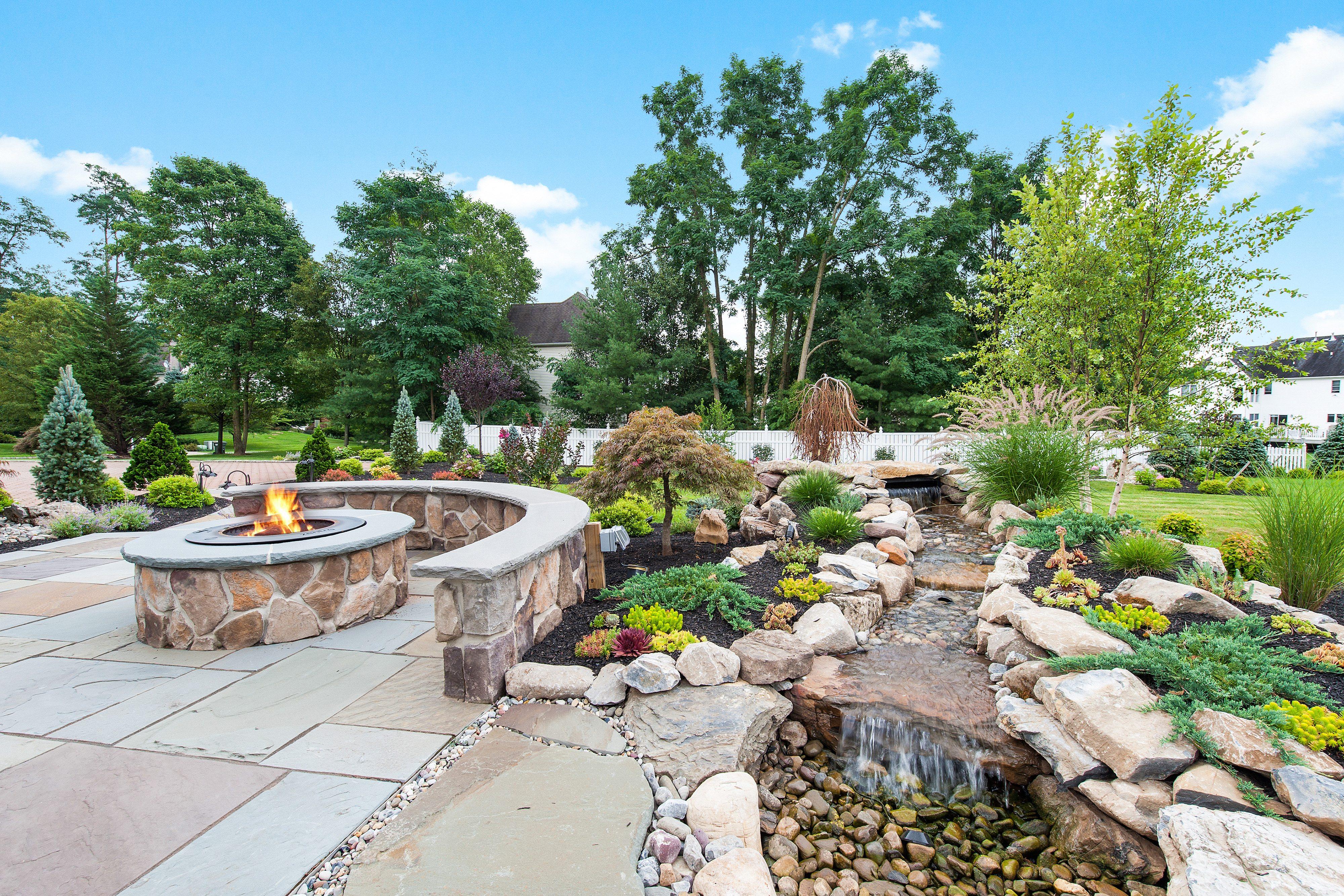 Backyard Design Secrets Revealed by a Top Landscape Architect in NJ