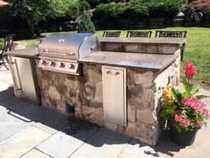 outdoor kitchen design nj