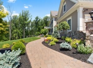 front yard landscape ideas nj