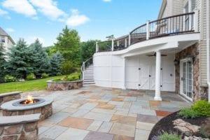 Warren, New Jersey Outdoor Living Design