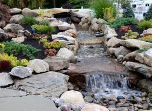 outdoor water features somerset county nj