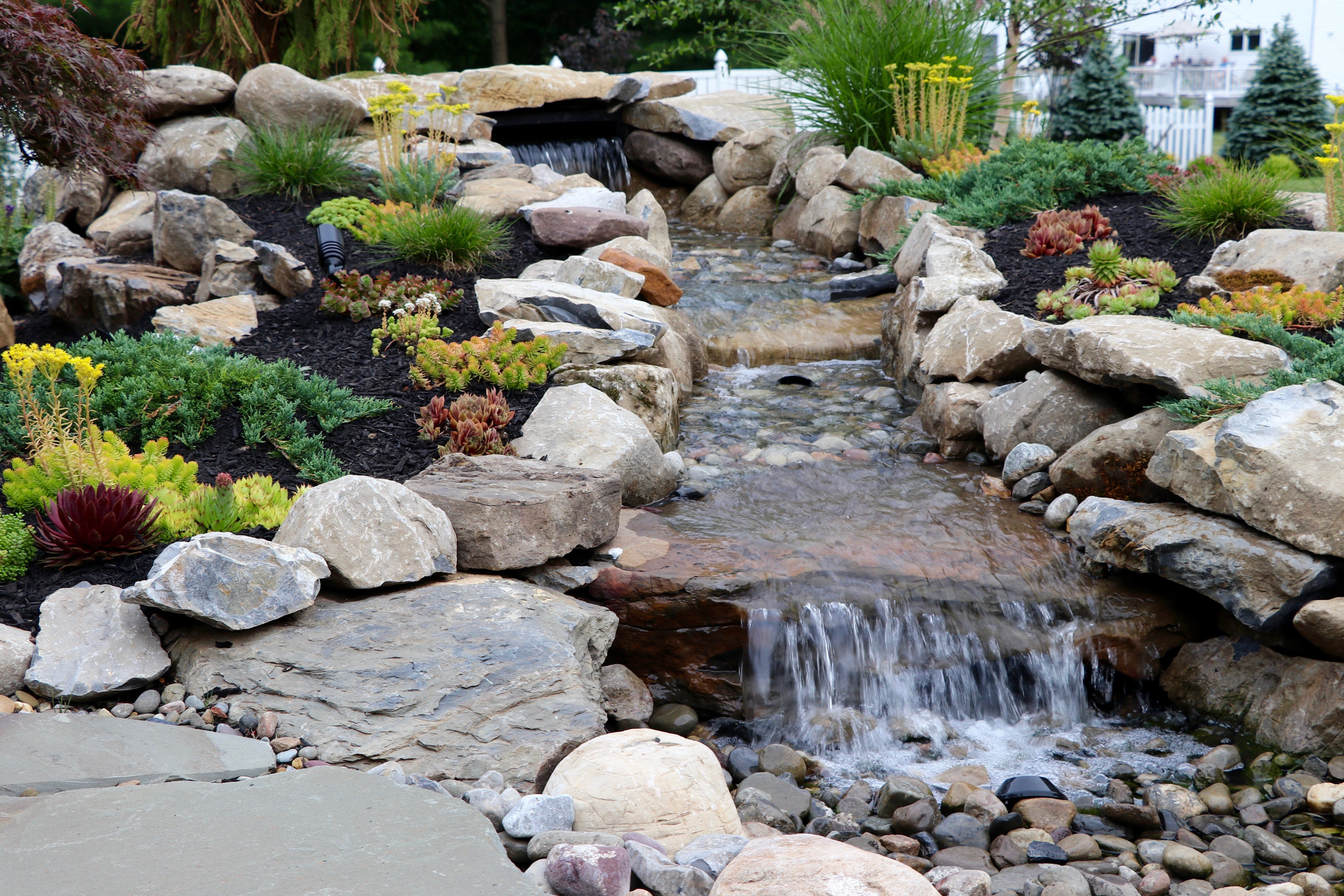 How Outdoor Water Features Can Improve Your Home in Somerset County NJ