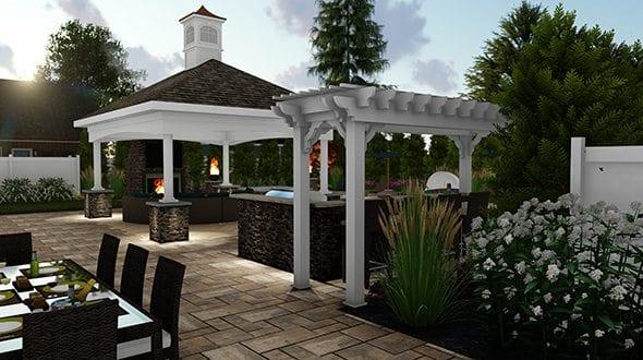 Landscape Design Somerset County NJ