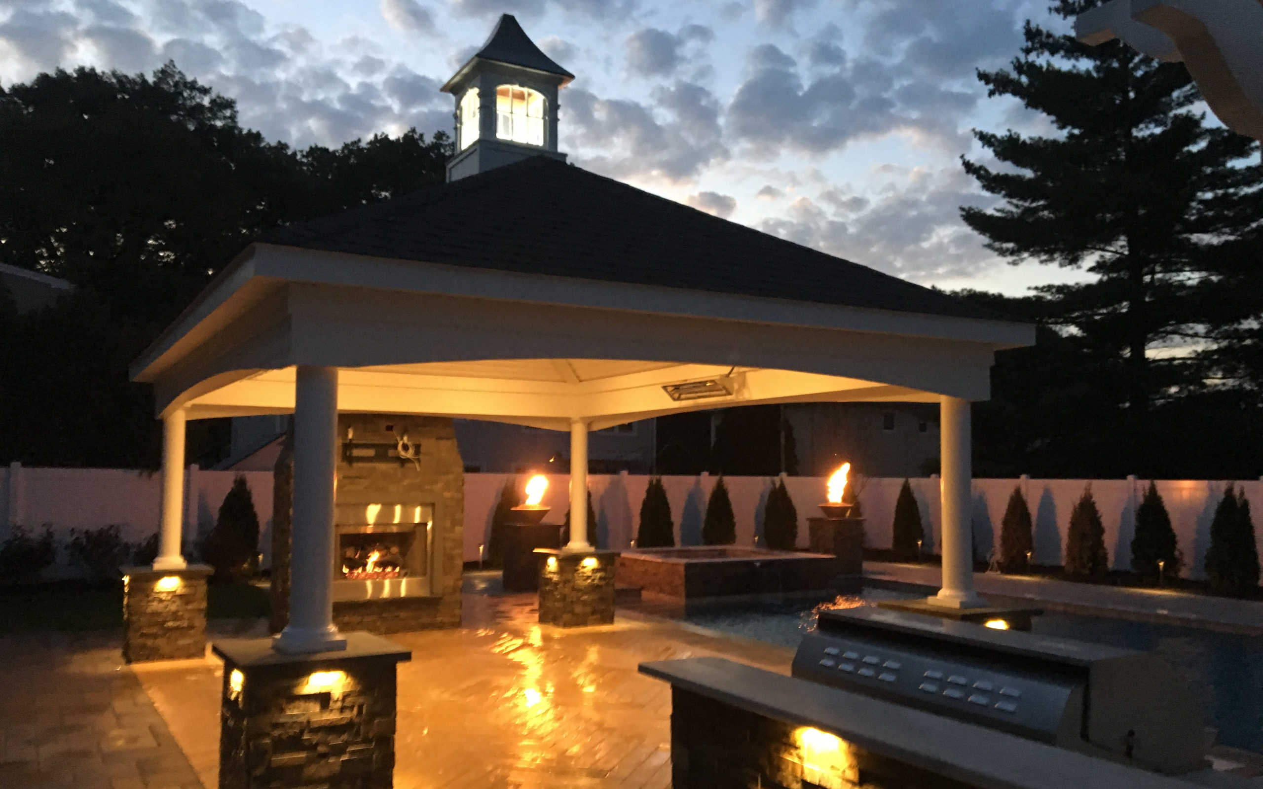 outdoor lighting landscape company nj