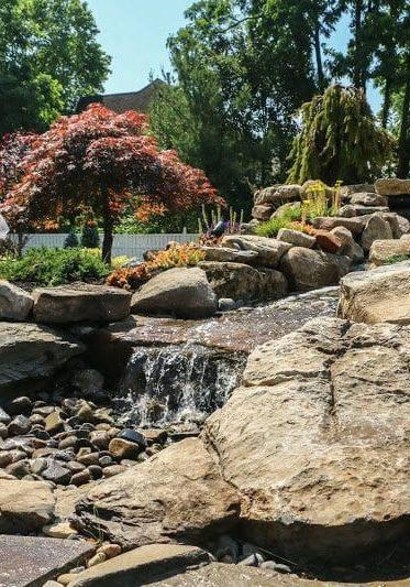 Warren, New Jersey Water Features